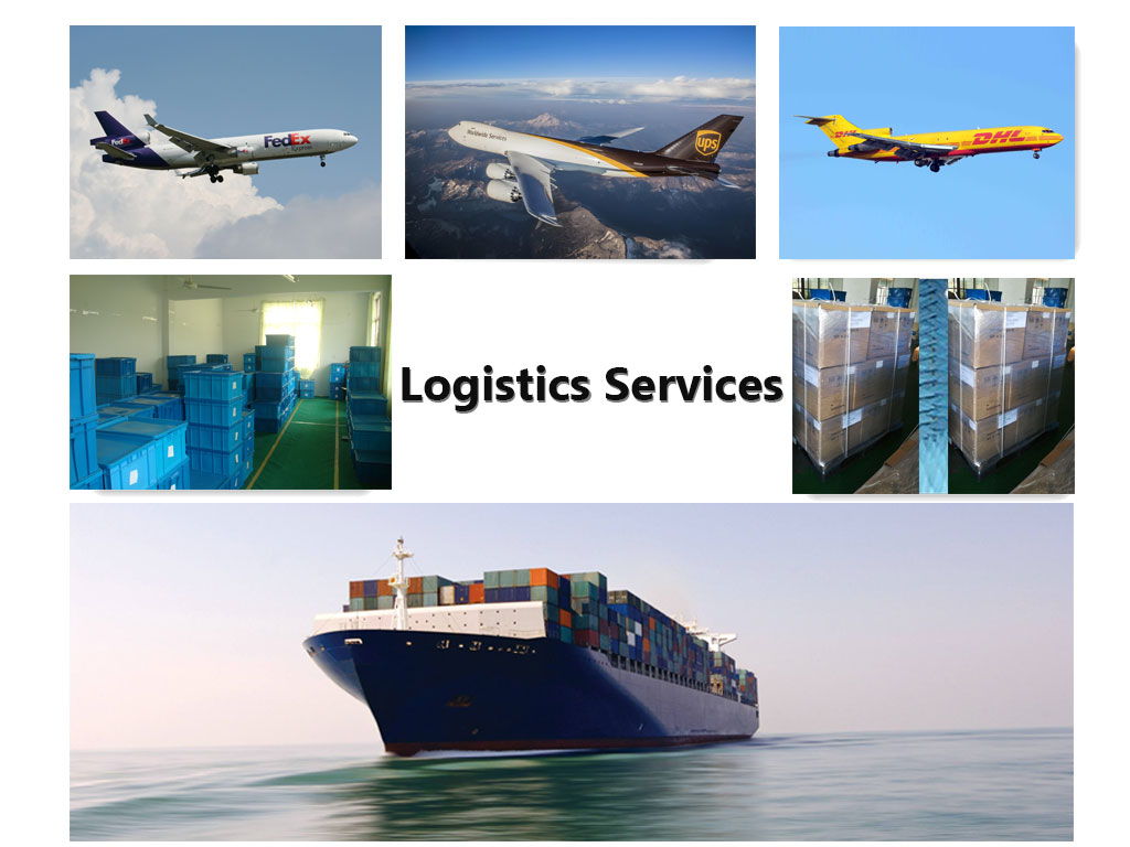 Antenna & Connector logistic service