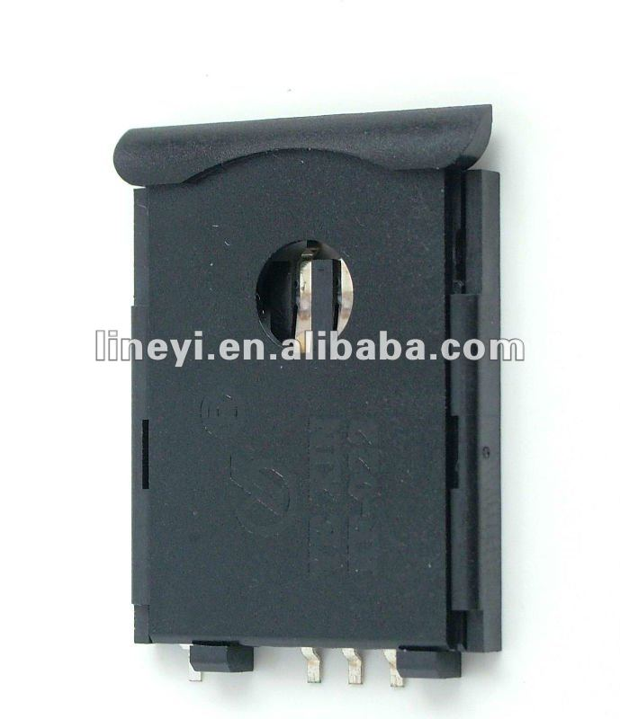 Drawer Type SIM Card Connector