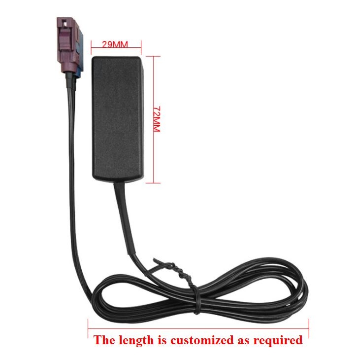 GPS+4G combination vehicle antenna Active two stage amplifier GPS dual mode antenna 4G wifi antenna