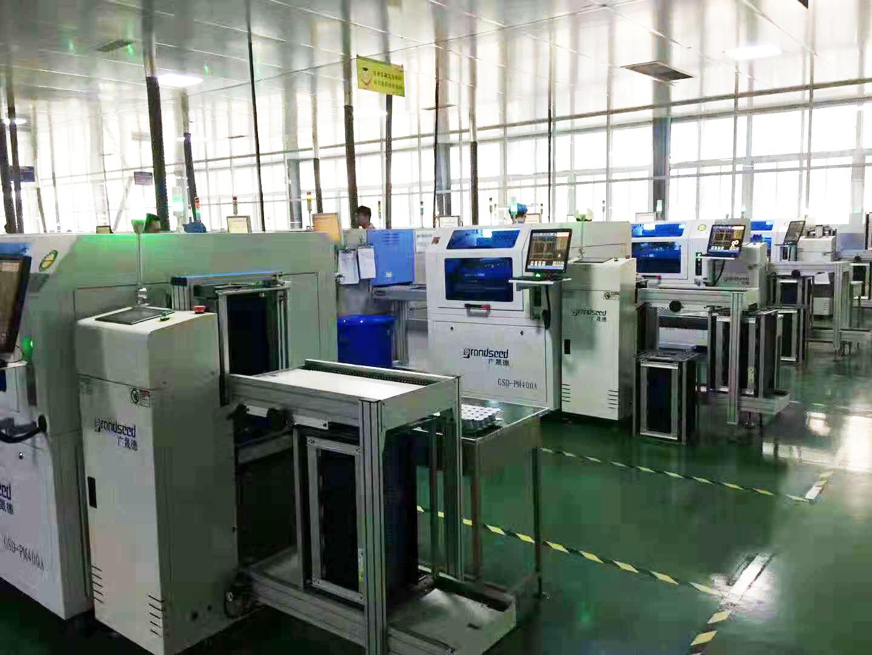 全自動錫膏印刷機編程操作步驟詳述