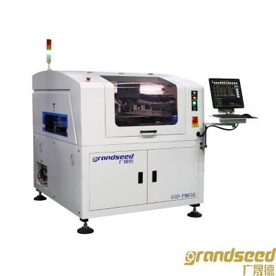 全自動大面板錫膏印刷機GSD-PM650