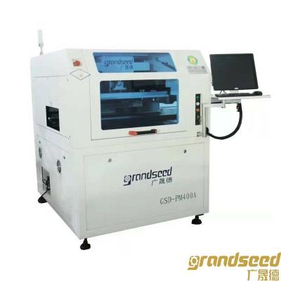 SMT高精度全自動錫膏印刷機GSD-PM401A