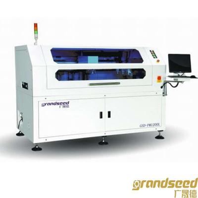 LED燈條全自動錫膏印刷機GSD-PM1200L