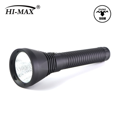 XHP70 Diving Flashlight