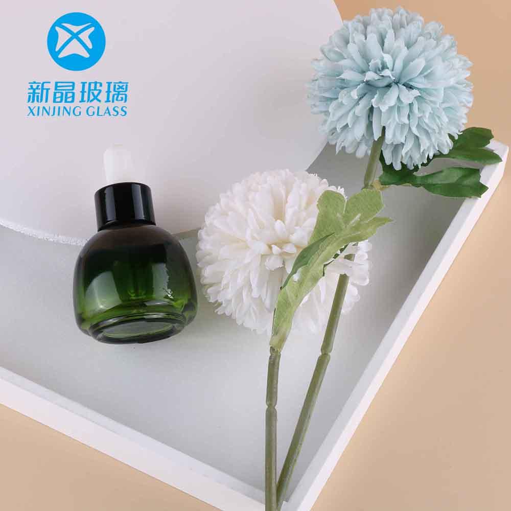 XJ-2218 30ml 精華液玻璃瓶