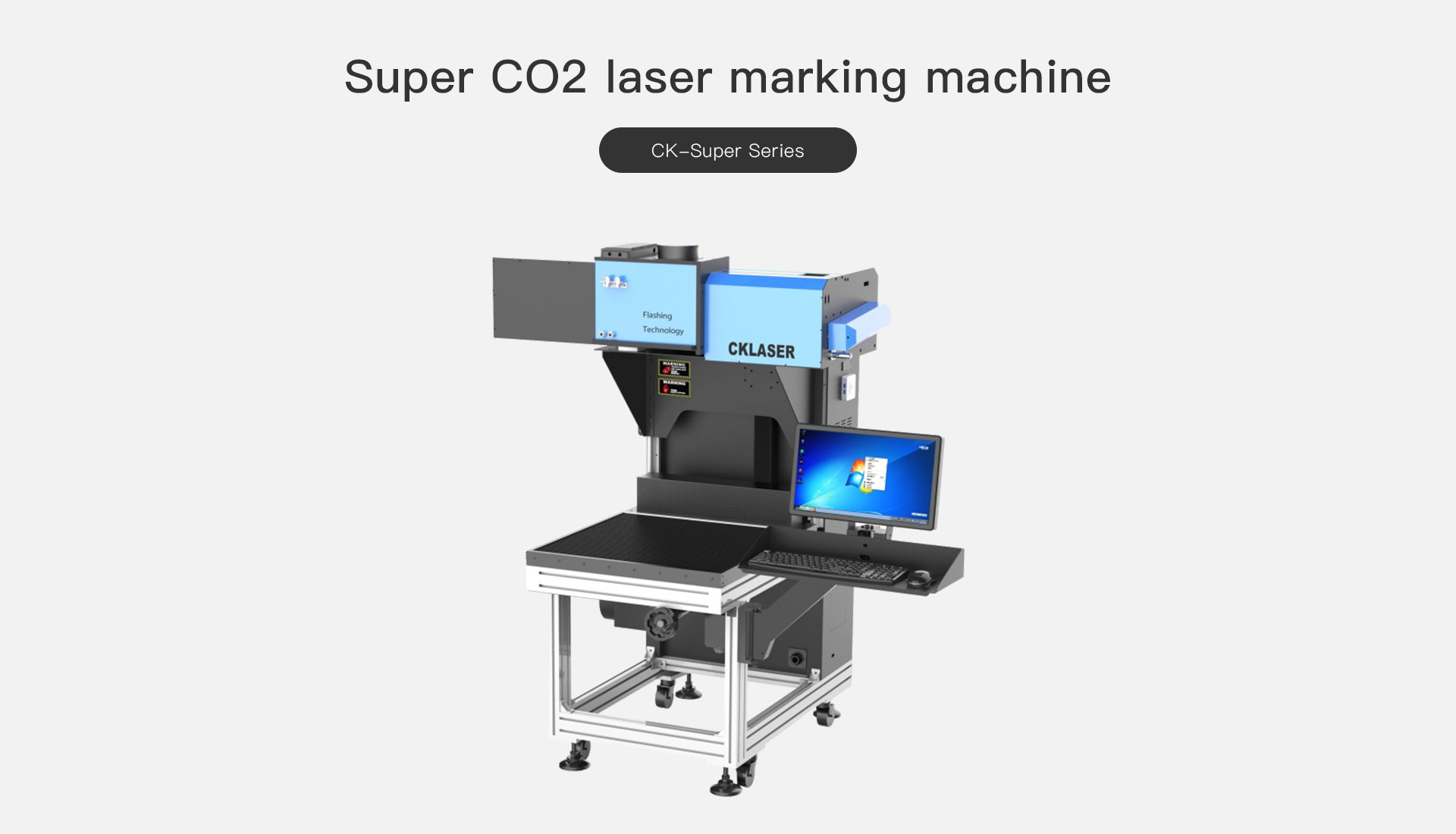 Taste Laser-co2 laser machine