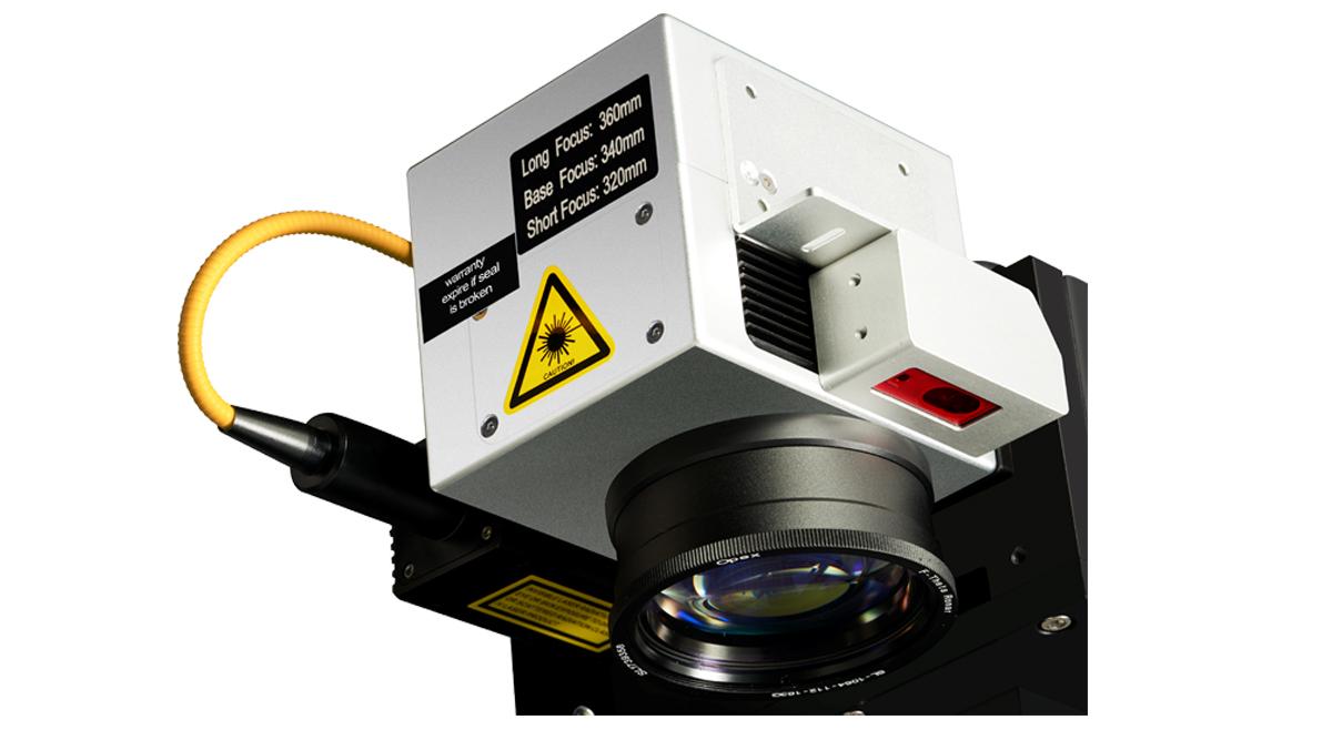 Taste Laser: high-class fiber laser marking