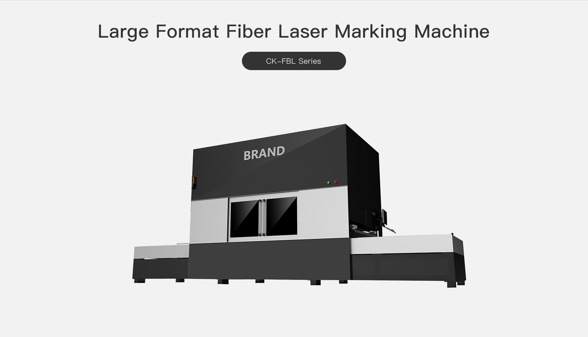 Taste Laser-fiber laser marking machine
