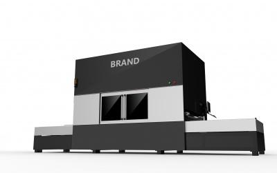 Large Format Fiber Laser Marking Machine