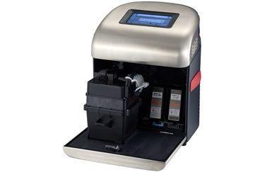 伟迪捷威力620小字符喷码机(触摸屏全自动)