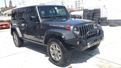 2017 JEEP WRANGLER RUBICON SOLD