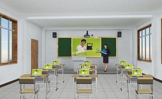 智能班班通系統