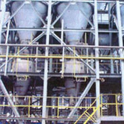 高爐煤氣干法除塵系統