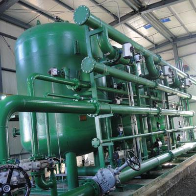 油田廢水處理設備