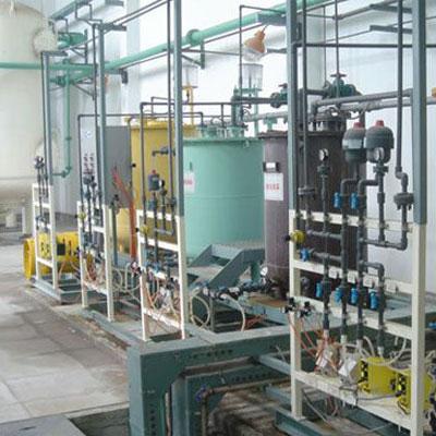 化学水加药系统
