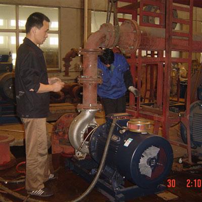 無雙水泵生產規模