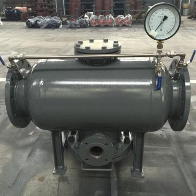 TC-250压力容器式水除污器