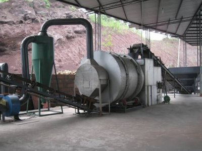River Sand Dryer