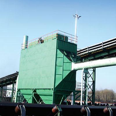 SHD-PPC型气箱式脉冲袋式除尘器