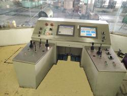 1600T液压机组操作台