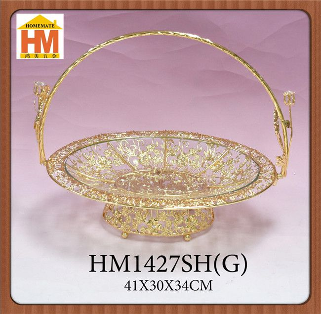 fruit basket, dry fruit bowl, candy dish