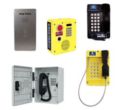 工业电话及电话系统