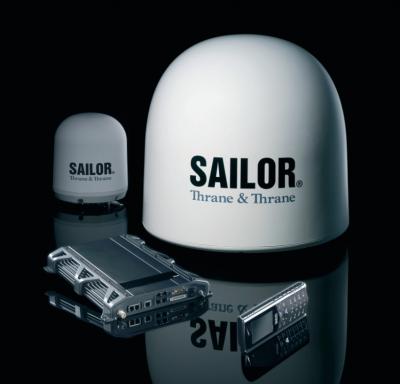 SAILOR 500 FleetBroadband 卫星通信