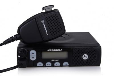 无线集群通信系统摩托罗拉GM3688