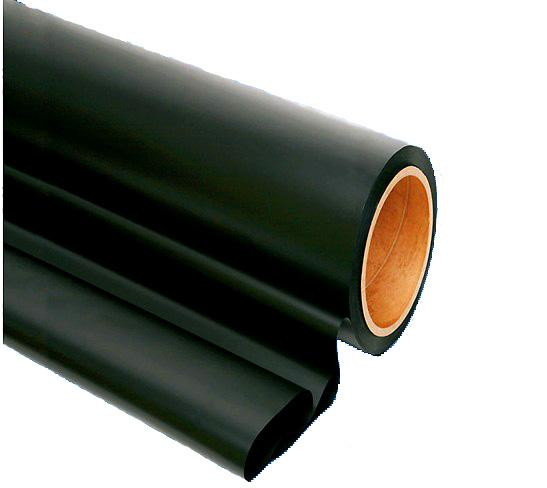 Black Flame Retardant PC Film