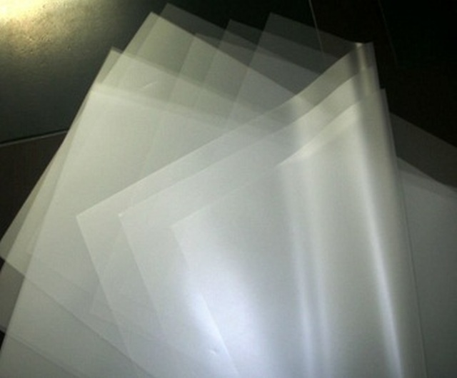 Transparent Flame Retardant PC Film KLX FRPC-1860-1