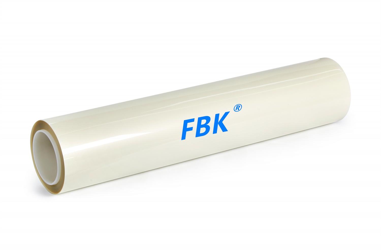 FBK 3D曲面屏手机0.16mm白色自修复TPU水凝膜原材料生产厂家 卷材批发