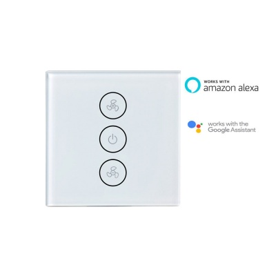 WiFi Ceiling Fan Switch(US/EU/UK)