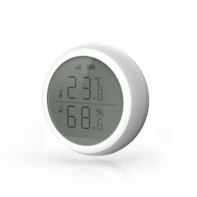 Zigbee Temperature and Humidity Sensor