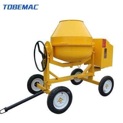 CM500-4C Concrete Mixer