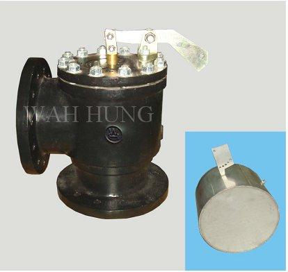 WH024B 鑄鐵壓力平衡式浮球閥(波曲)