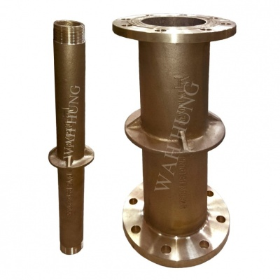 WH026A 青銅過缸喉