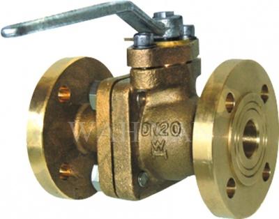 WH061 DIN(德標)青銅球閥