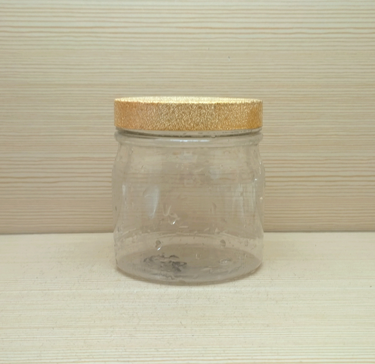 450ml 15oz round Plastic Jar