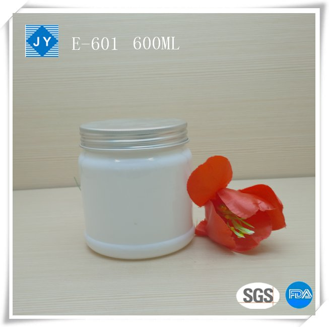 700ml 23oz round or cylinder plastic jar