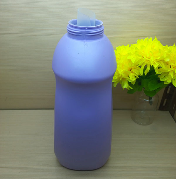 5L large HDPE liquid laundry detergent plastic bottle