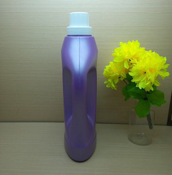 3L HDPE fancy high concentrated laundry liquid detergent bottle