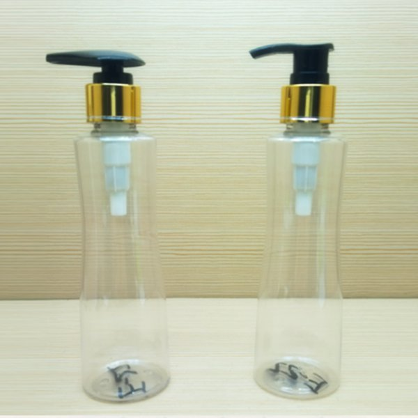 200ml 6oz pet plastic bottle