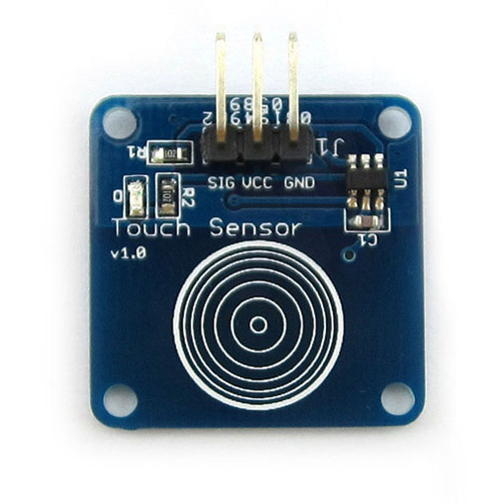 TTP223B Switch Module Digital Touch Sensor Capacitive Touch for Arduino