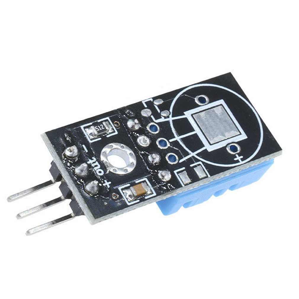 DHT11 Temperature and Humidity Sensor Module for Arduino Raspberry Pi 2 3