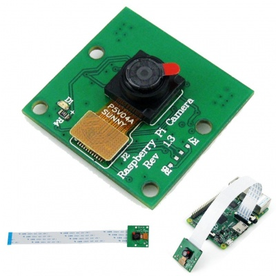 OV5647 5MP Camera OV5647 Camera Module Raspberry Pi Camera for Raspberry Pi A/B+/2 Model B W/ Cable