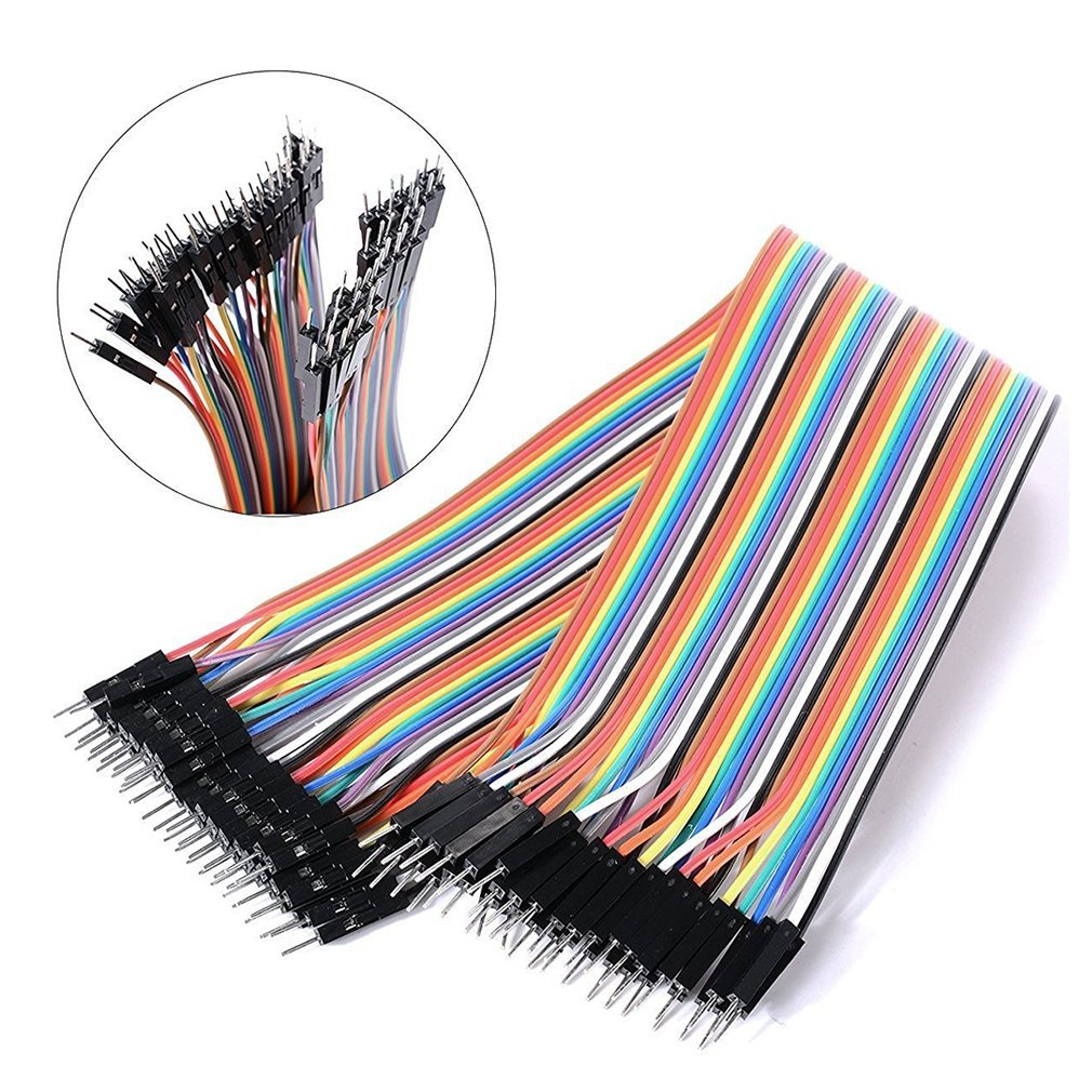 3*40P DuPont Wire Breadboard Jumper Wire Male to Male Male to Female Female to Female  20CM