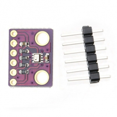 BME280 Atmospheric Pressure Sensor Temperature Humidity Sensor Breakout for Arduino