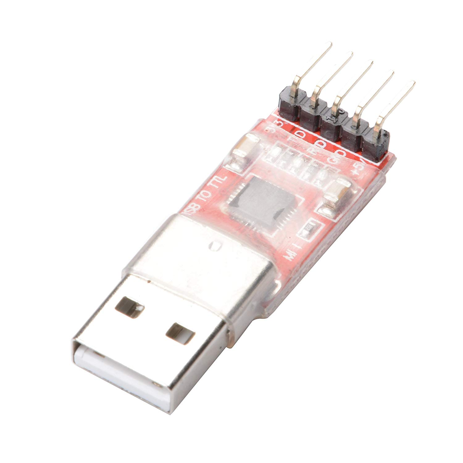 CP2102 USB 2.0 to TTL Module Serial Converter Adapter Module USB to TTL Downloader With Jumper Wires