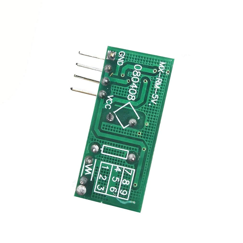 315Mhz RF Transmitter and Receiver Module link kit for Arduino/ARM/MCU/Raspberry pi