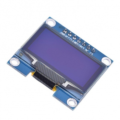 "1.3"" SPI 128x64 SSH1106 OLED LCD Display LCD Module for Arduino AVR PIC STM32"